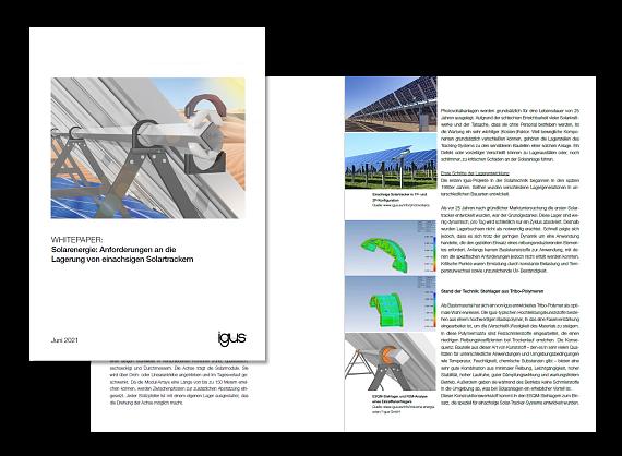 White paper: Solar energy