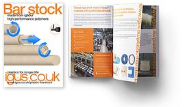 Bar stock brochure