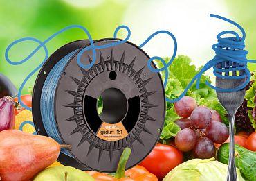 iglidur I151 Filament vor Gemüse