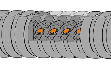 triflex R B Version oranger Kopf