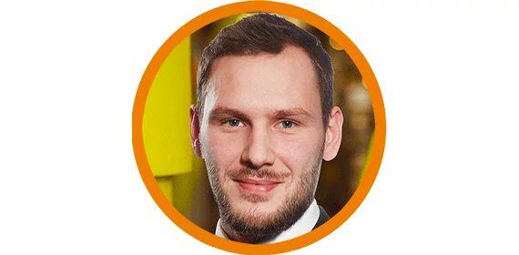igus Antriebstechnik Experte Mark Chalençon