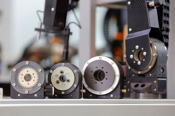 Gearboxes for robots