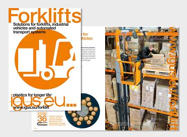 Forklift industry brochure
