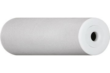 xiros® guide roller, sandblasted aluminium tube