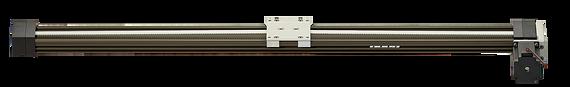 Actuador lineal eléctrico