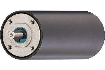 drylin® E DC motor with planetary gear and protective housing