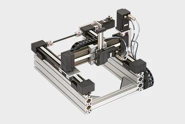 Gantry linear robots