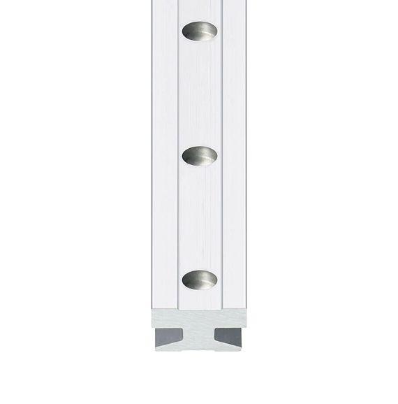 Führungschienen drylin® jetzt auch in Econ-Variante mit Klareloxal verfügbar – drylin® TS-CA