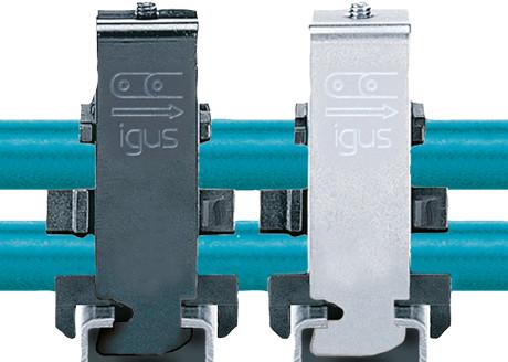 abrazaderas para cables chainfix