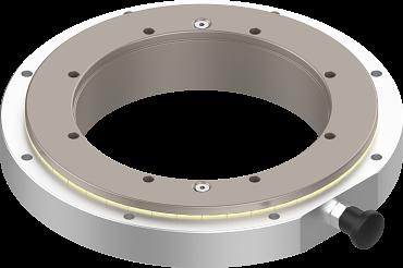 PRT-04 slewing ring bearing with locking function