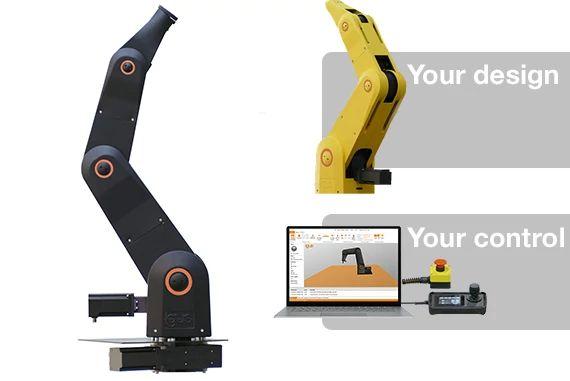 Шарнирный робот-манипулятора RL-DP