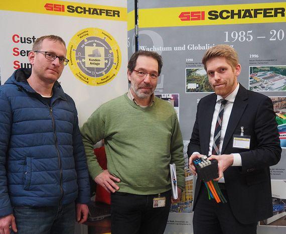 readycable på SSI Schäfer