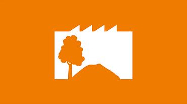 Composting plant icon