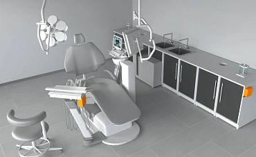 e-spool flex mini at the dentist's