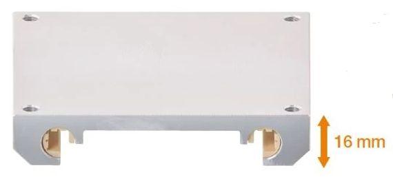 W-Mono-Slide-Linearschlitten in Baugröße 06-60