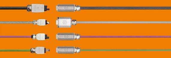 AIDA extension cables