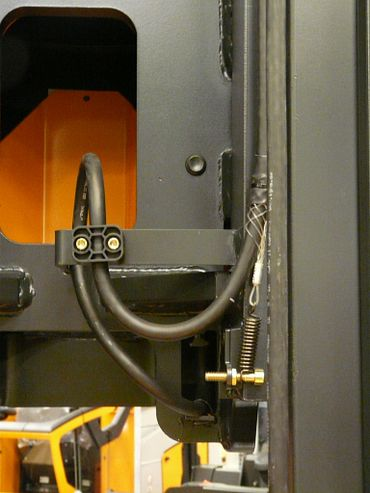 chainflex in forklifts