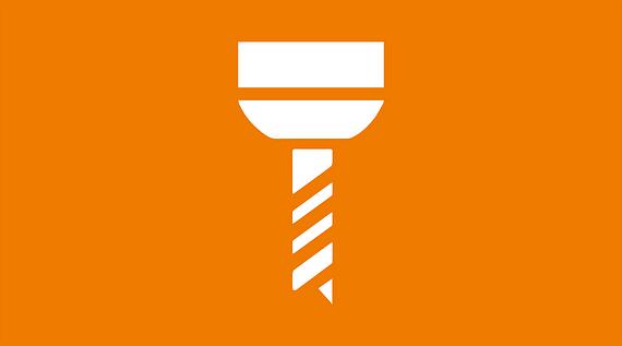 Icon Bohrer