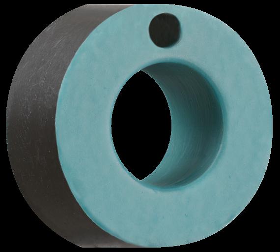 Pieza con revestimiento (coating) de IC-07