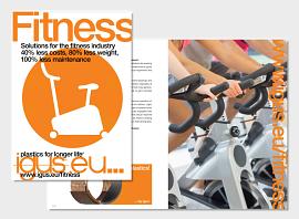Fitness industry brochure