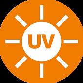 Résistance aux UV et aux intempéries