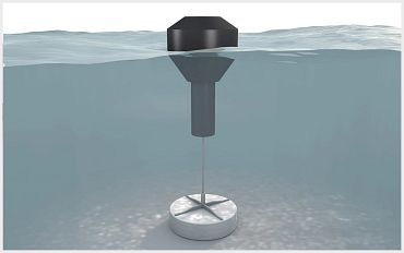 Point absorbers hydro energy