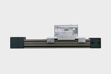 Cantilever axis with toothed belt drive
