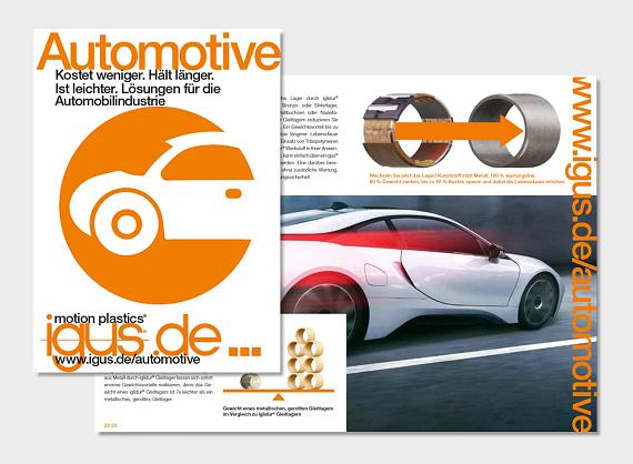 Broschüre Automotive