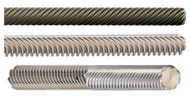 high helix lead screws