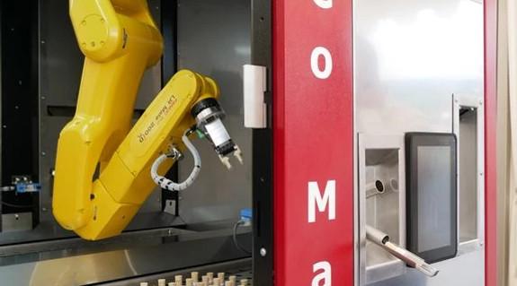 Contoh aplikasi cetak 3D: gripper untuk stasiun pengujian Corona
