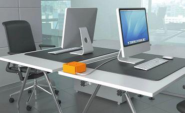 e-spool flex mini in the office