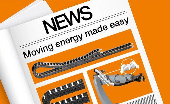 Energieketten-Neuheiten