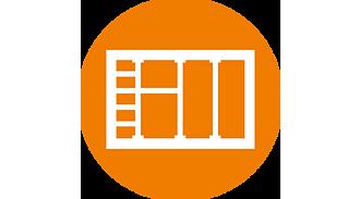 Interior separation configurator for e-chains®