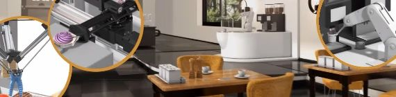 Catering robots