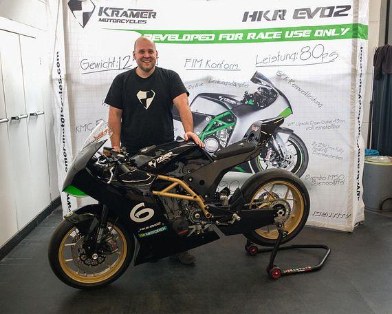 Supermono racing bike from KMC