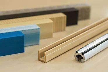 plastic rod extrusions