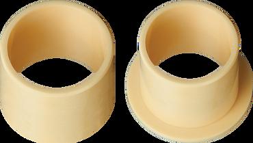 イグリデュールJ3、改正前の食品衛生法適合の樹脂すべり軸受, 無給油ブッシュ