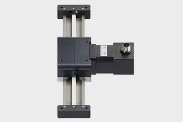 Cantilever axis with rack drylin® GRW