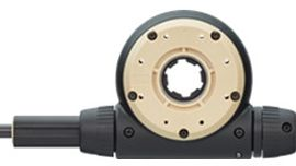 Gearbox with multi-functional profile