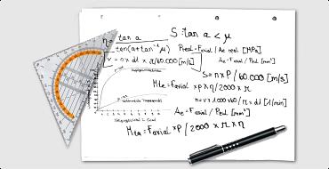 Berechnungsformeln