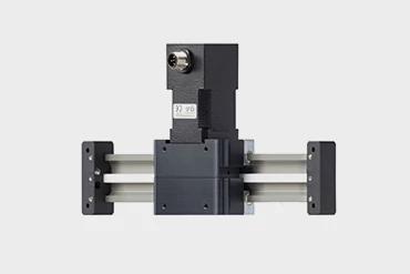 Cantilever axis with drylin® GRR rack