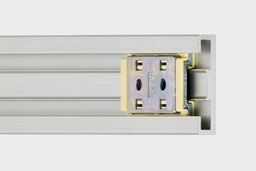 drylin® N complete solution for linear applications with compact installation space