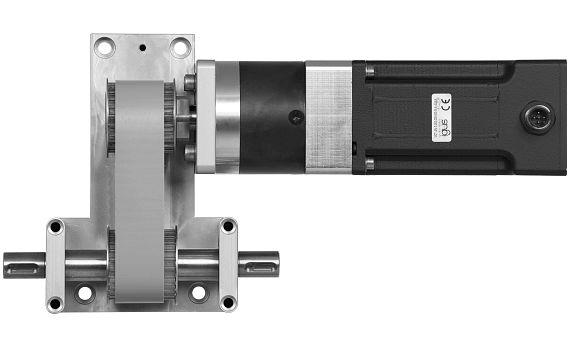 Antrieb für Portalroboter Gantry drive 1040 und 1660