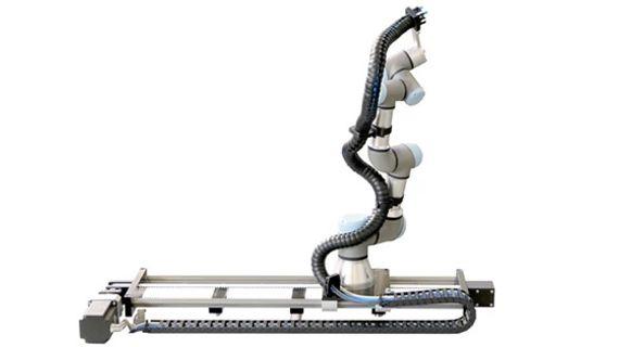 7. Achse für Roboter