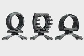 Cobot clamps