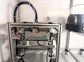 Reinraum-3D-Drucker
