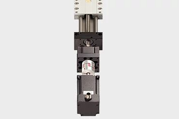 Single axis electric linear drives