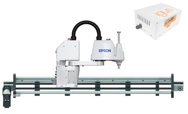 EPSON seventh axis