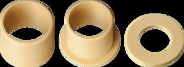 イグリデュールW300、改正前の食品衛生法適合の樹脂すべり軸受, 無給油ブッシュ