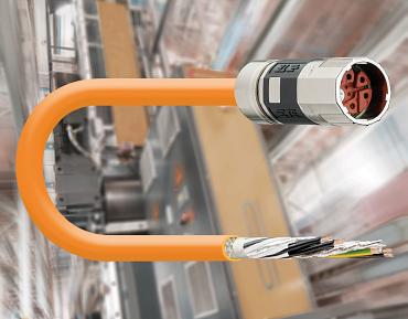 RCa Hybridleitung passend zu Siemens